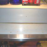 aurupuhastiga puhastatud pliidikubu